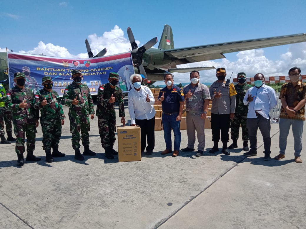 Bantuan Panglima TNI