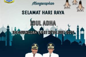 Iklan Ucapan Idul Adha Kabupaten Jayapura