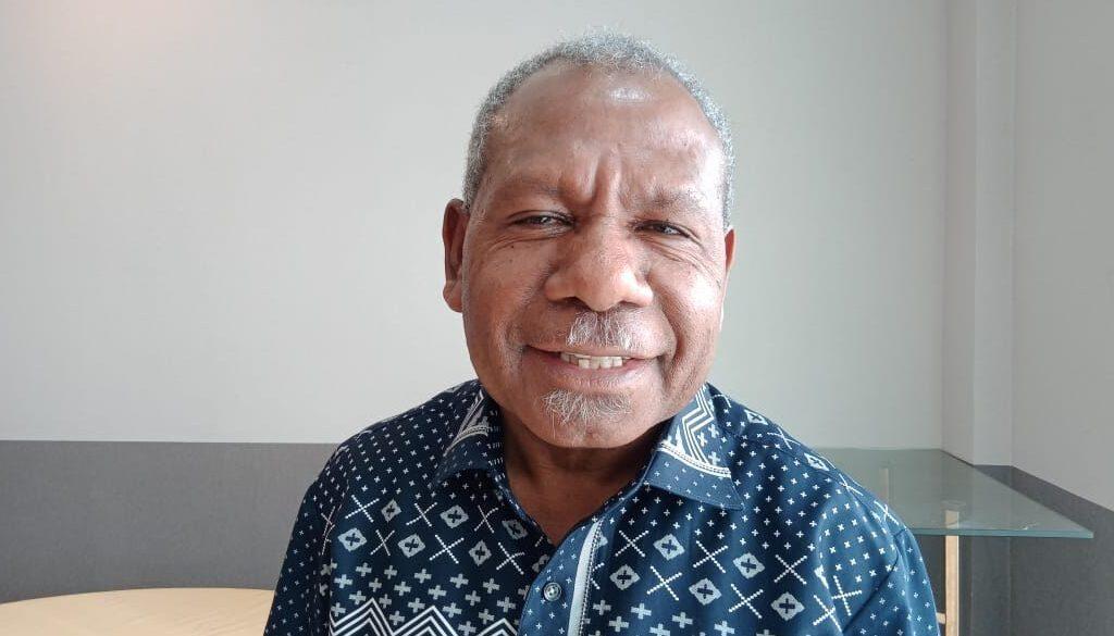Bupati Jayapura Mathius Awoitauw.