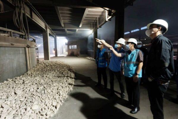 PLN (Persero) telah menyalurkan tambahan daya listrik sebesar 80 Mega Volt Ampere (MVA) untuk PT HNI di Bantaeng, Sulawesi Selatan