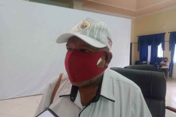 Asisten III Bidang Administrasi Umum Setda Kabupaten Jayapura, Timothius J. Demetouw