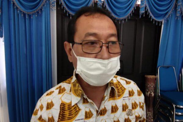 Kepala Bappenda Kabupaten Jayapura, Eddy Susanto. Foto Irfan