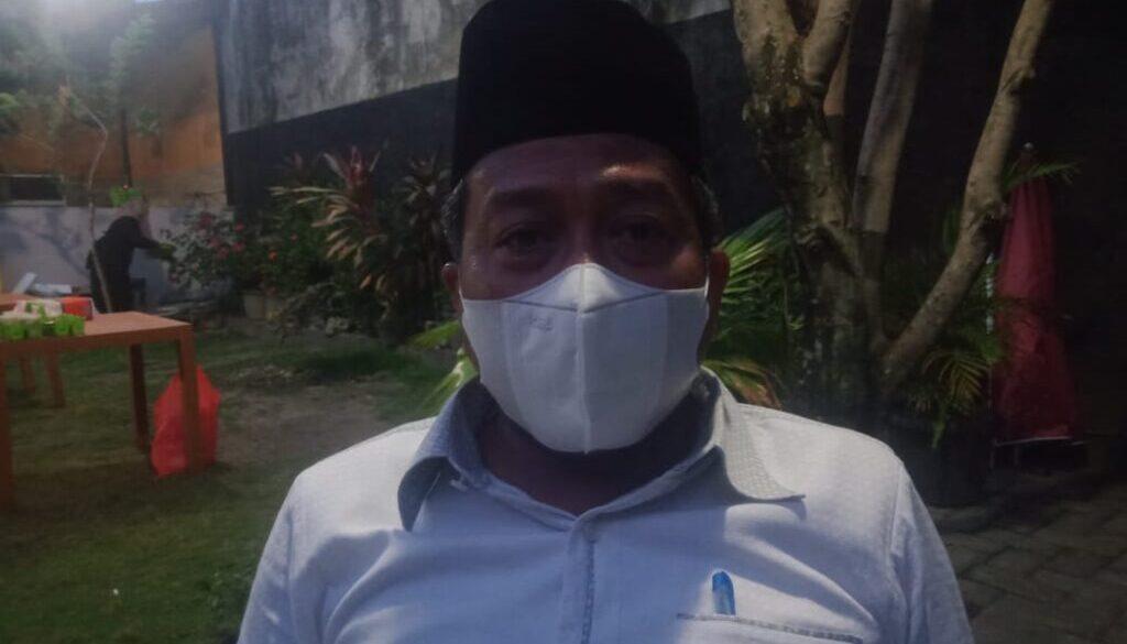 Ketua DPP KKMB yang juga Anggota DPR Papua, H. Darwis Massie.