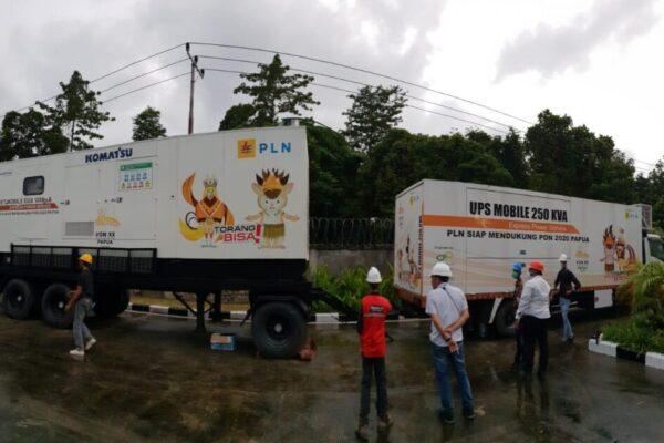 PLN berkomitmen untuk menyukseskan PON XX Papua yang akan dilaksanakan pada 2-15 Oktober 2021