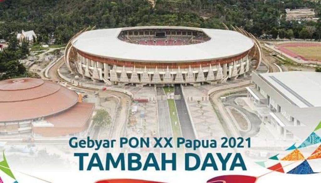 Semarak PON XX Papua