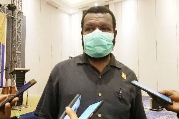 Wakil Ketua II DPR Papua, Edoardus Kaize