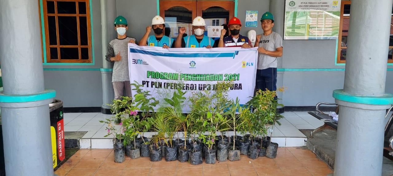 Pada kegiatan tersebut juga dihadiri oleh jajaran managemen PLN UP3 Jayapura yaitu Manager Bagian Bidang Transaksi Energi Listrik dan Manager Bidang KSA serta Pejabat Kesehatan Keselamatan, Kerja danLingkungan (K3L).  Aksi serupa juga dilakukan di lingkungan PT PLN ULP Sarmi yang di wakilkan oleh Manager ULP Sarmi dan dihadiri oleh pejabat K3L PLN UP3 Jayapura.