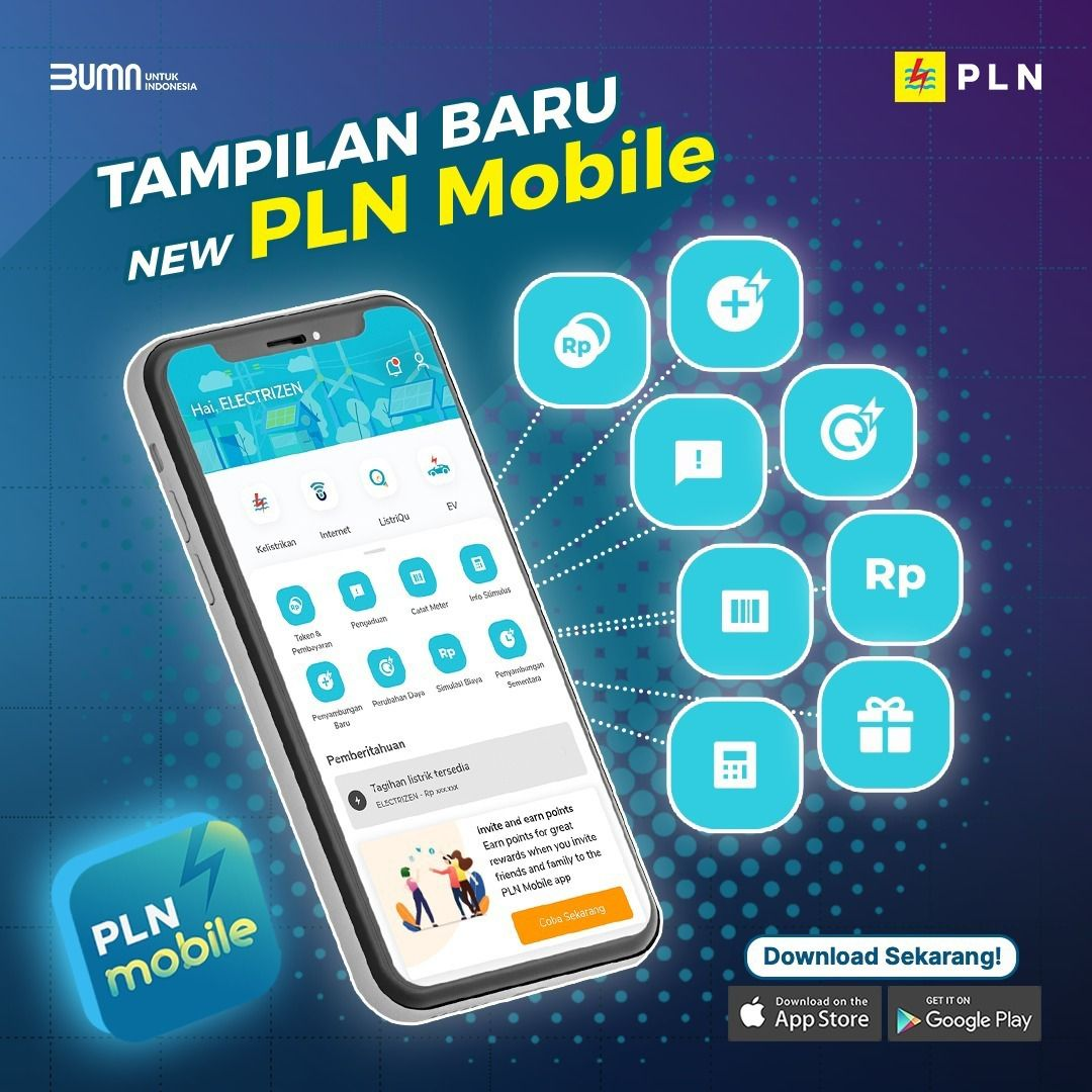 Fitur PLN Mobile makin lengkap