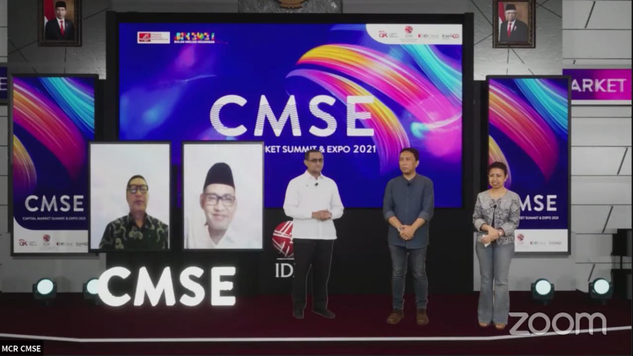 Penutupan CMSE 2021 secara virtual